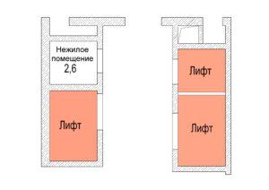 ул. Сабанеева, 16в (дом № 1)